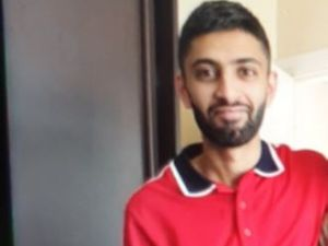 Shaban Akram has gone missing from his home in Birmingham.