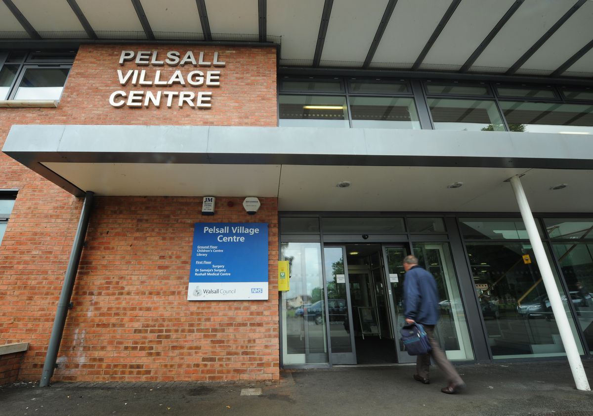 Pelsall Library, based at this centre, are among those to close