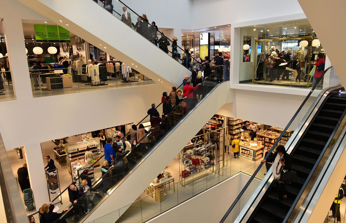 No more - John Lewis will not reopen its Birmingham store