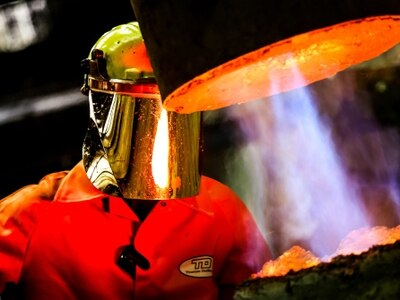 Jobs boost as Thomas Dudley reveals £10 million foundry plan