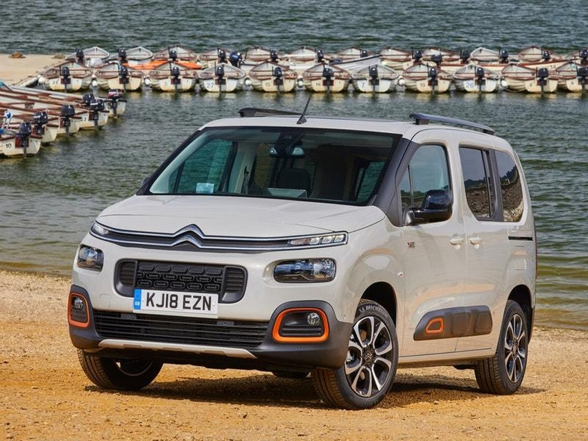 First Drive: The Citroen Berlingo mixes charm with incredible practicality