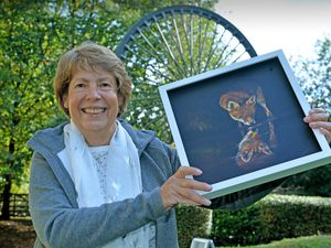 Museum of Cannock Chase has a new exhibition from Staffordshire artist Mary Dennis
