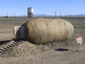The Big Idaho Potato Hotel