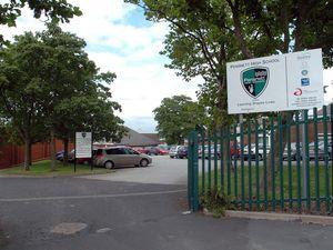 The former Pensnett High School