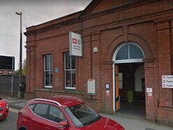 Man dies after being hit by train in Smethwick