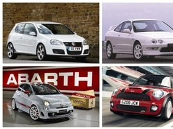 The best hot hatches for under £10k