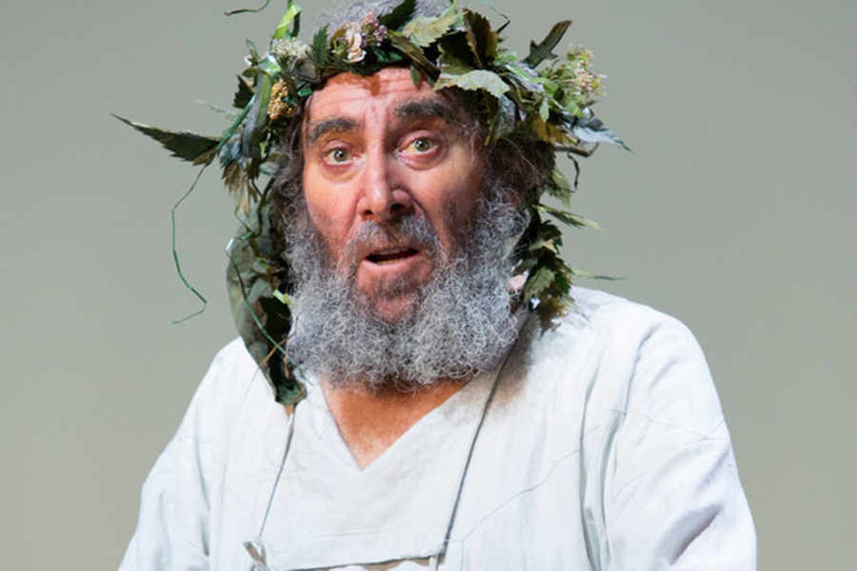 Review: King Lear, Royal Shakespeare Theatre, Stratford