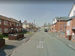 Arrest after disorder in Bilston where man was threatened