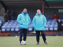 Hednesford Town appoint Rob Smith and Larry Chambers