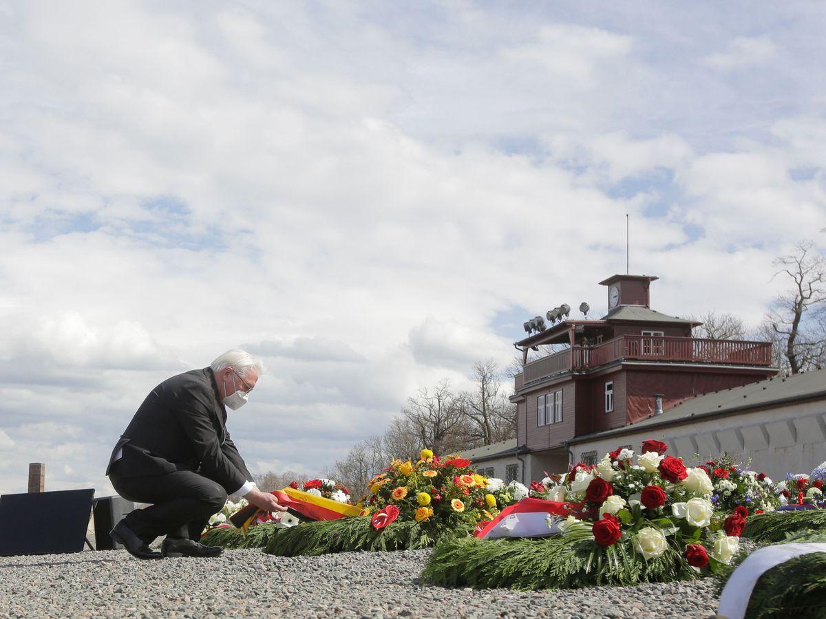 Germany Holocaust Buchenwald