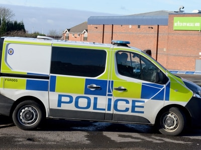 Man injured in gun attack outside Walsall gym
