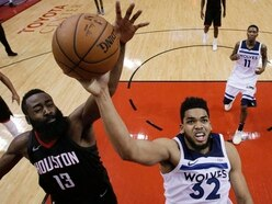 Houston hammer Minnesota to reach second round of NBA play-offs
