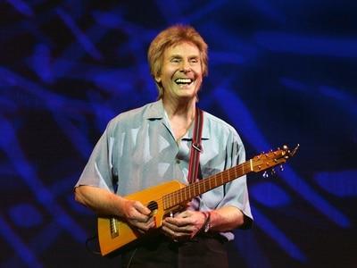 Joe's 60th anniversary tour lands at the Grand