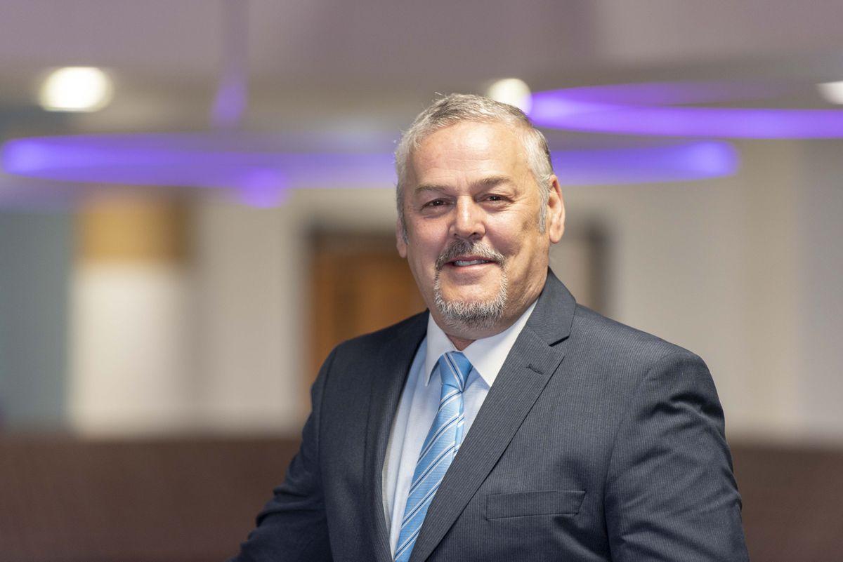 Councillor Ian Brookfield