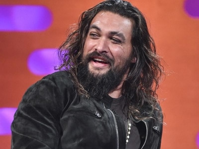 Jason Momoa hopes to raise awareness of recycling by shaving off his beard