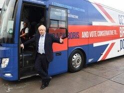 We'll deliver greener vehicles, insists PM, as he unveils battlebus