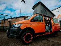 Meet the man making custom camper vans worth up to £100,000