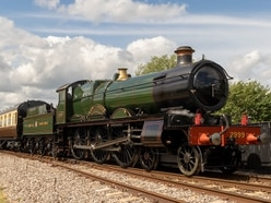 'Lady of Legend': Severn Valley Railway lines up special guest train