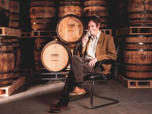 Leading whiskey historian Fionnan O'Connor