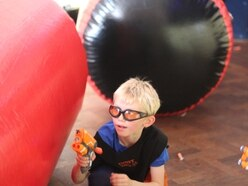 ActionBlast Events with NERF guns, are you ready?