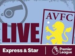 Burnley 1 Aston Villa 2 - As it happened