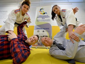 Judo Championships 2019 to be held in Black Country