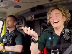 Son speaks out as TV paramedics stabbed on 999 call out named