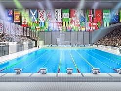 Race against time to build Commonwealth Games aquatics centre
