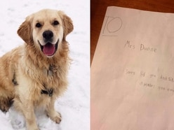 This teacher's pupil sent her an adorable letter after her dog was put to sleep