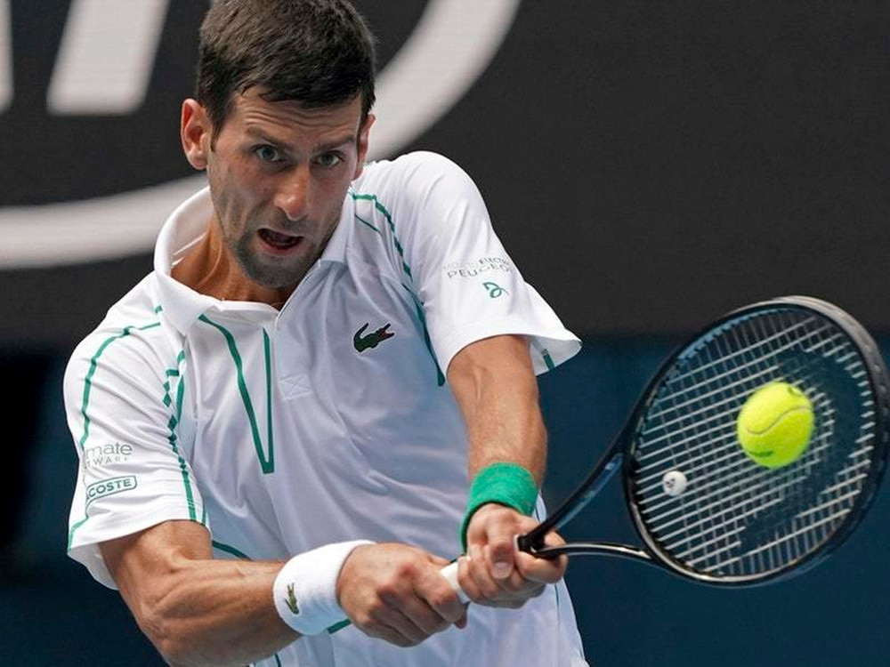 Djokovic Says Bryant Inspired The Entire World As Tennis Stars Pay Respects Express Star