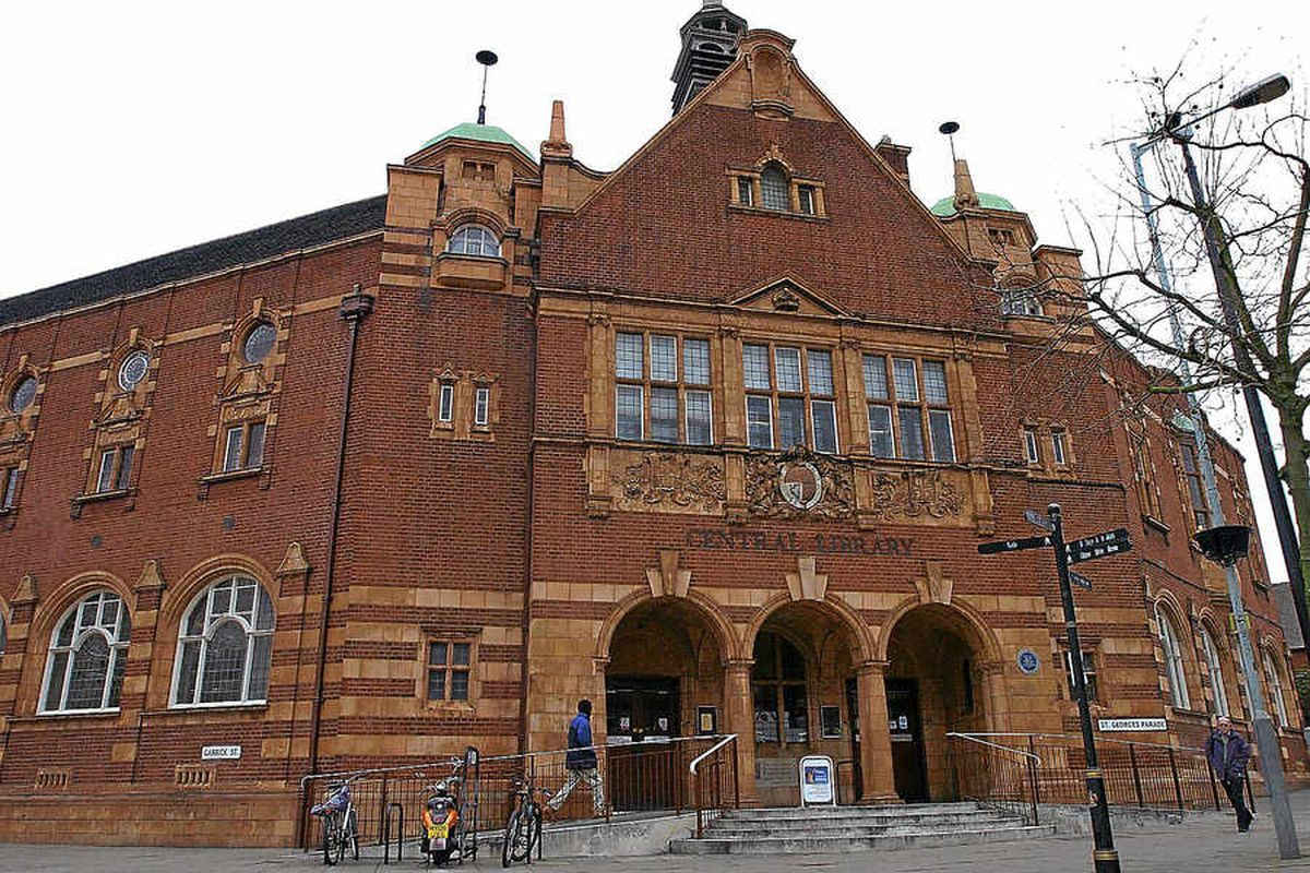 Self-service facilities to be installed at Wolverhampton libraries - poll