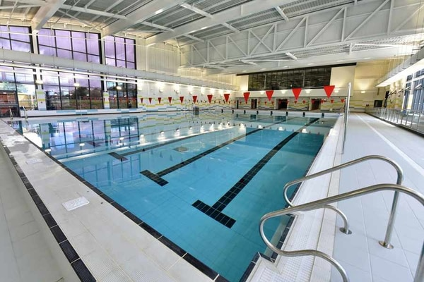walsall leisure centre is ready to make a splash express star