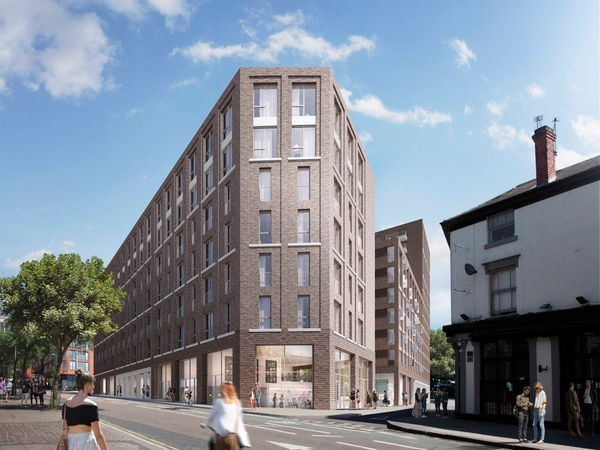 Timber Yard development gets go-ahead from planners