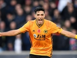 Wolves star Raul Jimenez shines for Mexico once again