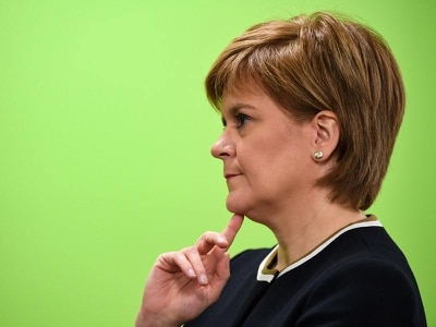 Sturgeon – PM's Brexit defeat makes case for independence increasingly clear