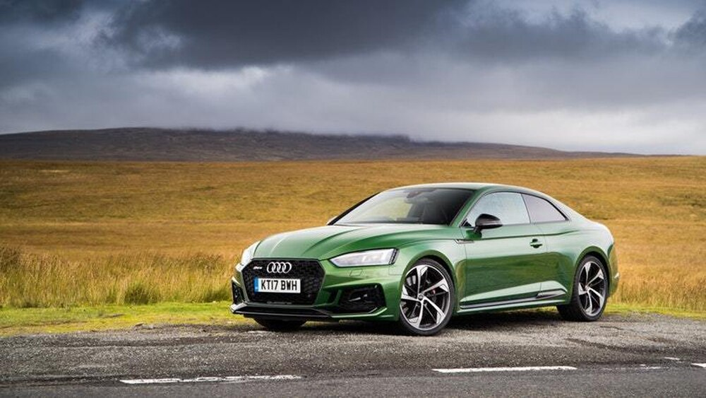 road test of the year 2017 audi rs5 express star. Black Bedroom Furniture Sets. Home Design Ideas