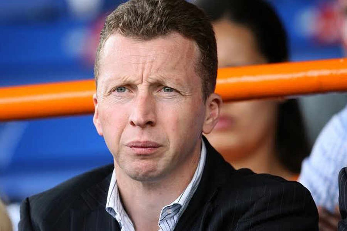 Technical director Nick Hammond will have more influence now Alan Pardew is head coach.