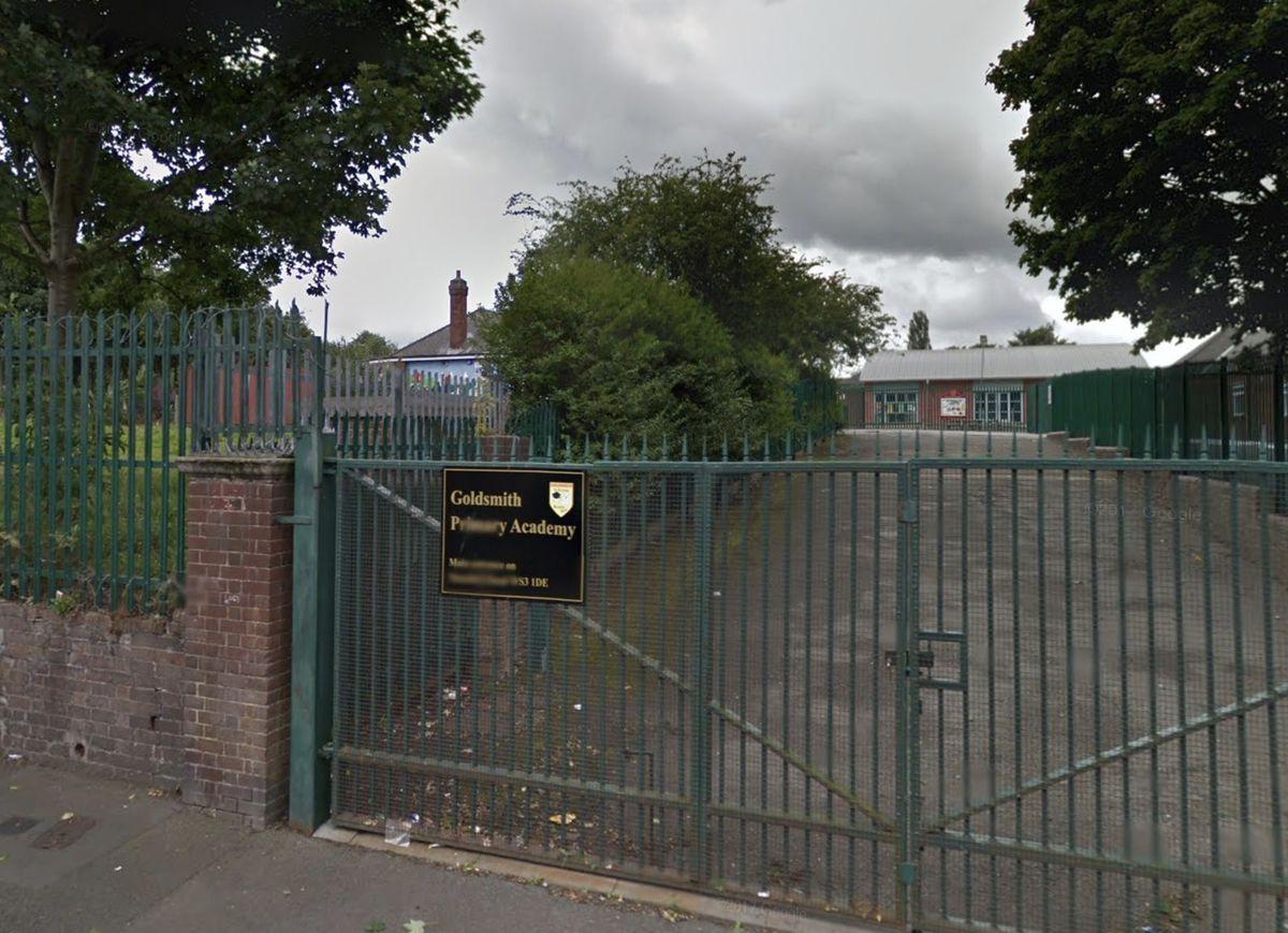 Goldsmith Primary Academy. Photo Google StreetView.
