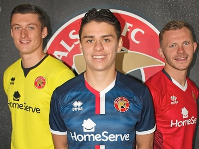 Walsall unveil new kit for 2018/19 season