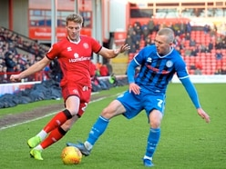 Cameron Norman desperate to cement Walsall starting role