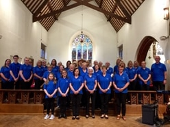 Pelsall choir to sing2gether online weekly