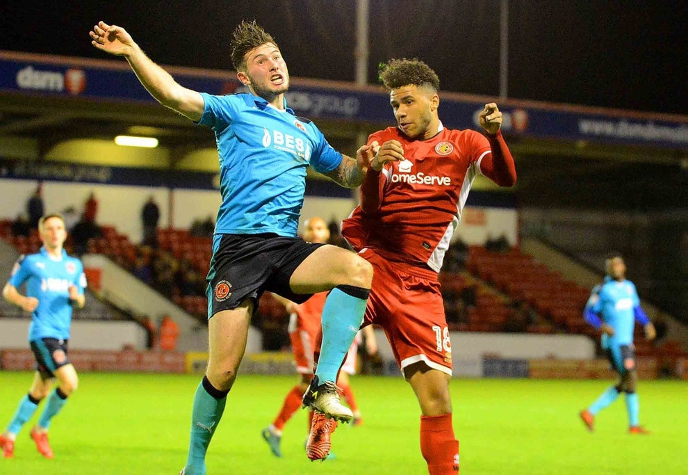 Walsall 4 Fleetwood 2 - Report and pictures | Express & Star