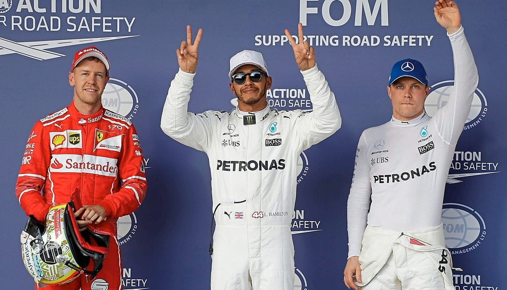 Hamilton, Vettel ready to resume battle in F1 title race