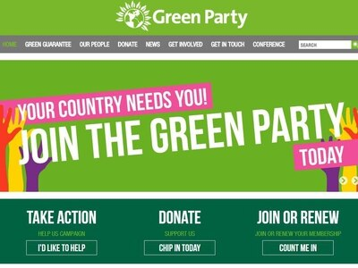 Green Party policy is deception