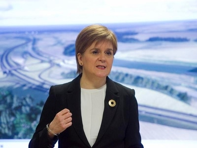 First Minister grilled over child's death in Glasgow hospital