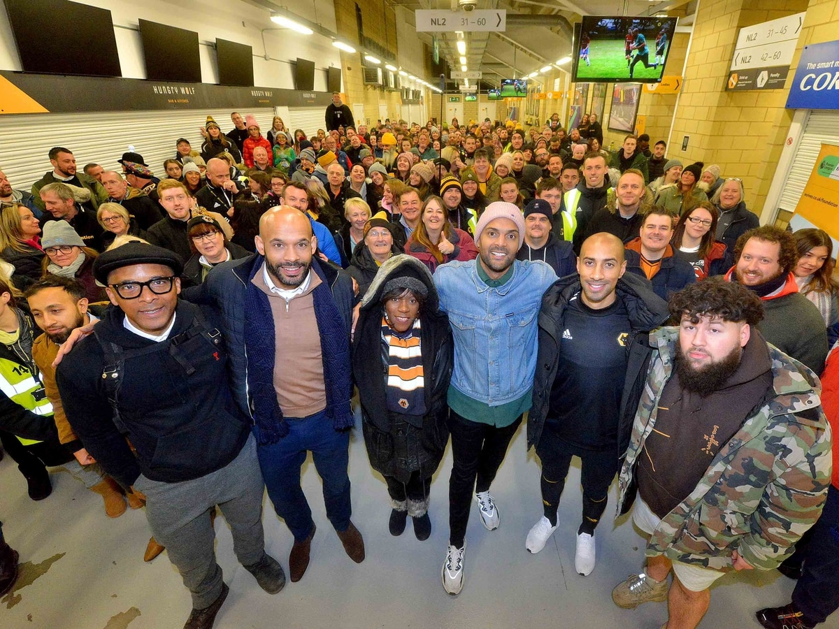 Molineux sleepout raises incredible £30000 for homeless in Wolverhampton - with VIDEO and PICTURES - expressandstar.com