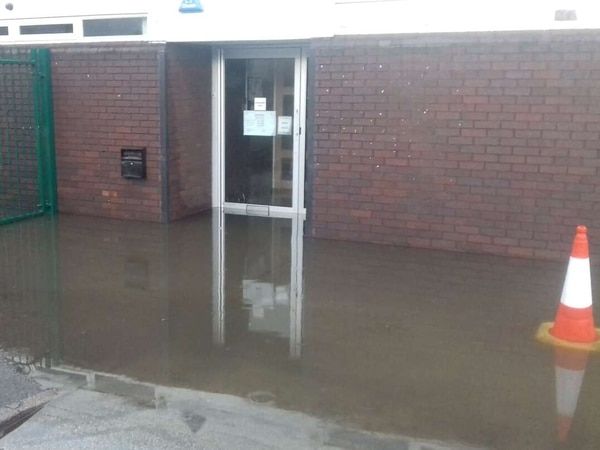 Community groups homeless as flood-hit centre forced to shut for months