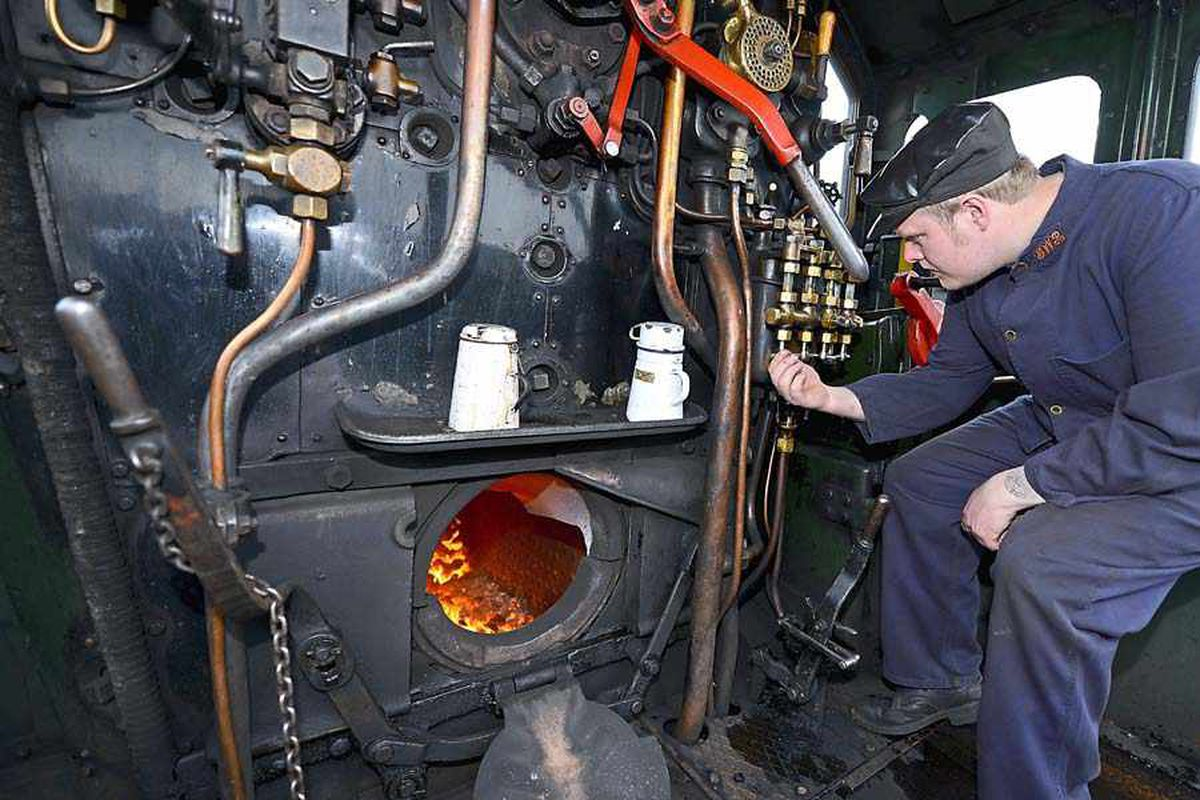 Severn Valley Railway driver talks role - with video