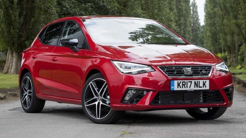 is the new seat ibiza the perfect supermini? | express & star