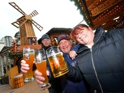GALLERY: Birmingham's German Christmas Market opens to crowds